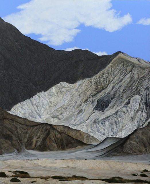 , '3739 km,' 2015, Wei-Ling Gallery