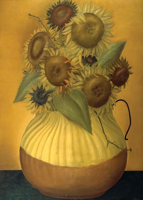 , 'Girasoles,' 1970, Gary Nader