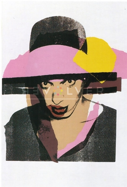 Andy Warhol, 'Ladies and Gentlemen, Yellow (FS II.130) by Andy Warhol ', 1975, Revolver Gallery