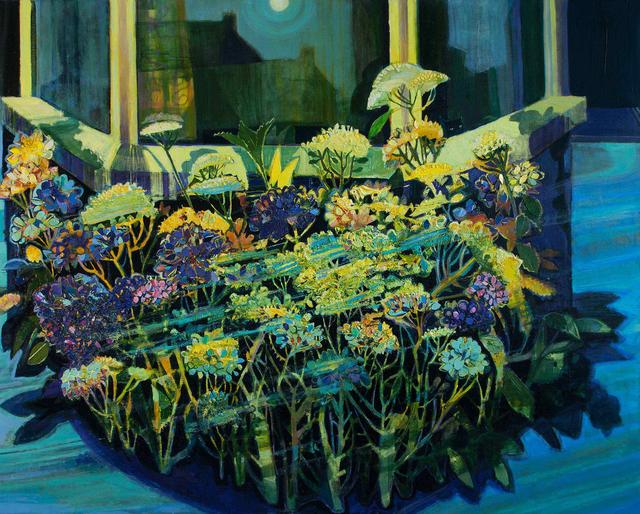 , 'Hydrangeas, Bay Window,' , Gormleys Fine Art