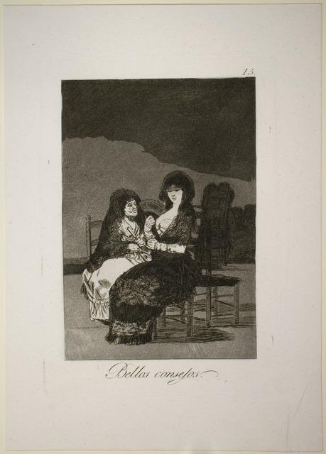 , 'Bellos Consejos (1st edition),' 1799, R. S. Johnson Fine Art