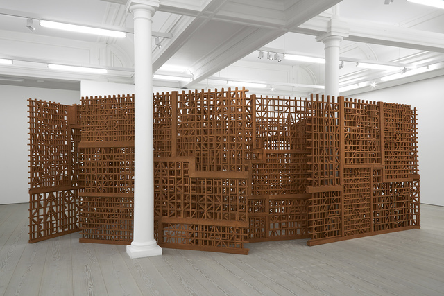 , 'S.T. (Impressions d'Afrique IV),' 2002, Marian Goodman Gallery