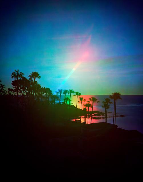 , 'Untitled (Sunset #2),' 2019, Blum & Poe