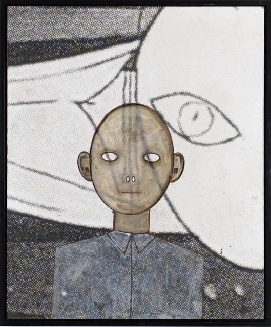 , 'A.O.: F3,' 2015, Galerie Guido W. Baudach