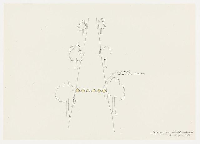 , 'Strasse zur Wolfsschanze,' 1981, Galerie Martin Janda