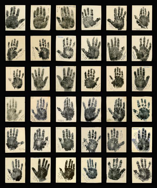 ", 'Mariane Raschig, "" Collection of Original Vintage Palm Prints"",' 1925-1935, Ricco/Maresca Gallery"