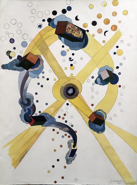 Francisco Copello, 's/t, (Cosmología)', 1991, CO GALERÍA