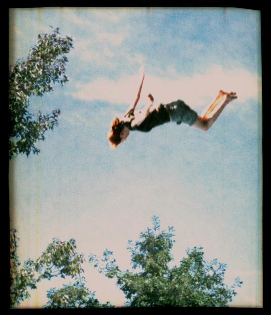 , 'Falling in Trees 2,' 2006, Robert Mann Gallery