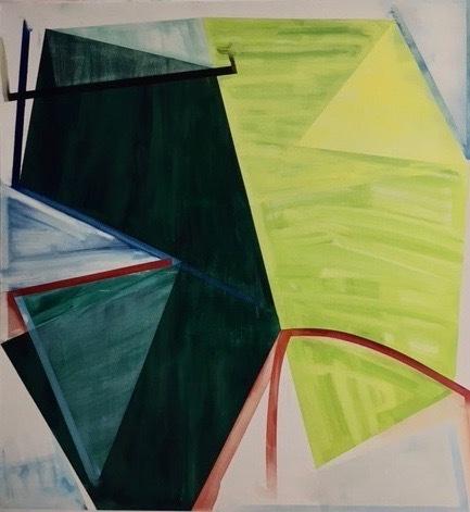 , 'Leap-frog,' 2017, Joseph Nease Gallery
