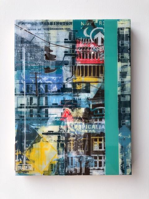 , 'Fair Card Value 17,' 2018, Long View Gallery