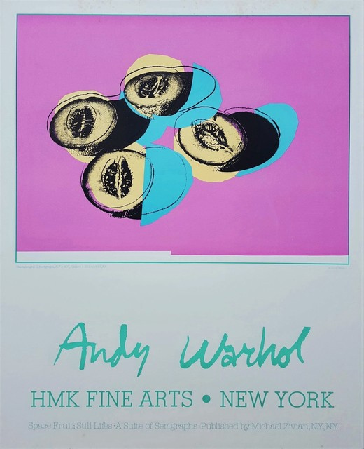 Andy Warhol, 'Cantaloupes II', ca. 1979, Graves International Art