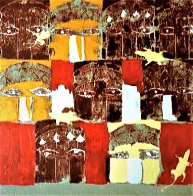 AnnyRose, 'Lizard', 2007, MvVO ART