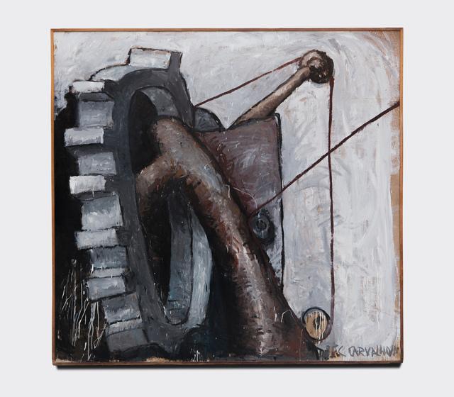 Carlito Carvalhosa, 'Untitled', Dec 80, Zipper Galeria