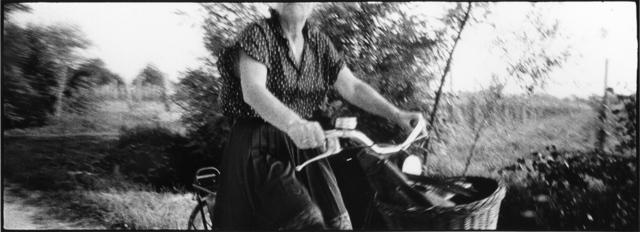 Frank Dituri, 'Bike Rider in Friuli #1, Italy', 1998, C. Grimaldis Gallery