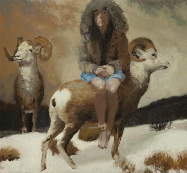 , 'Ensayo para una retirada,' , Contrast Gallery