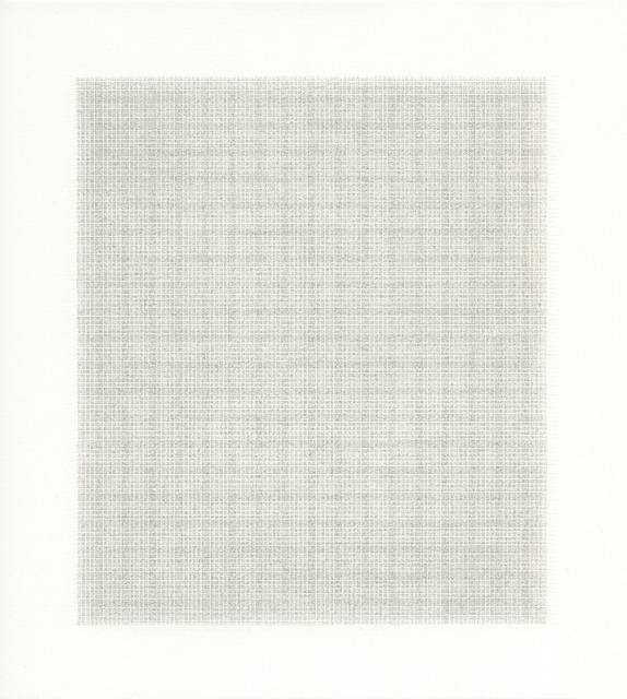 , 'Weave #11,' 2009, DANESE/COREY