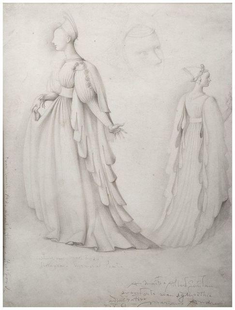 , 'Costumes,' not dated, Artur Ramon Art