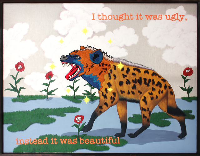 , 'I thought it was ugly, instead it was beautiful,' 2019, MASAHIRO MAKI GALLERY