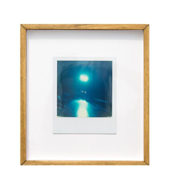 , 'deck lightning storm,' 2015, MAMA