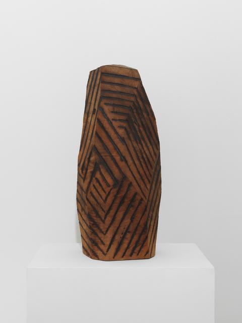 , 'Branded Facet Column,' 2014, Annely Juda Fine Art