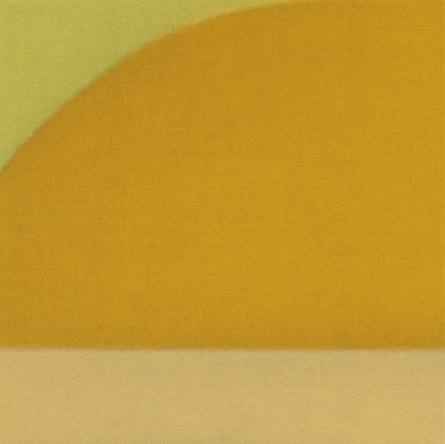 , 'Untitled (Yellow),' 2015, Berry Campbell Gallery