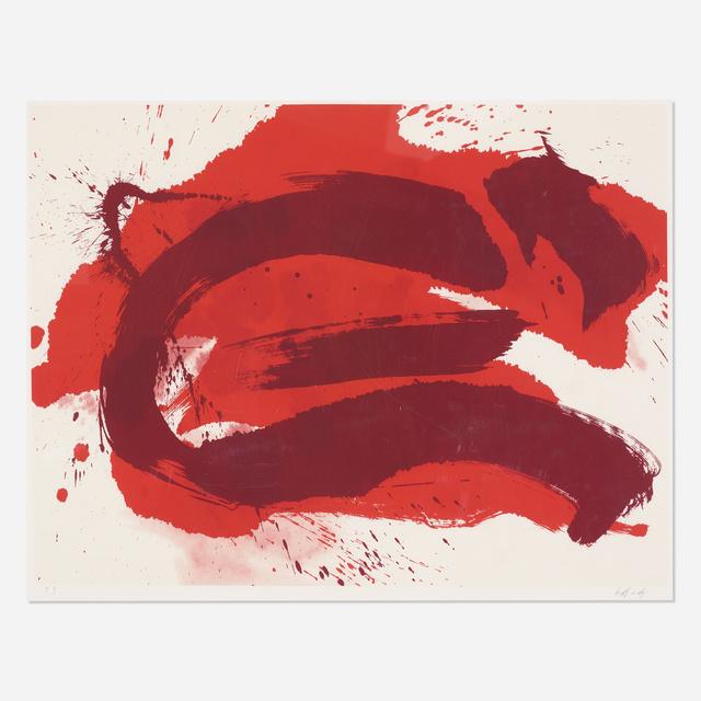 Kazuo Shiraga, 'Untitled', c. 1985, Wright