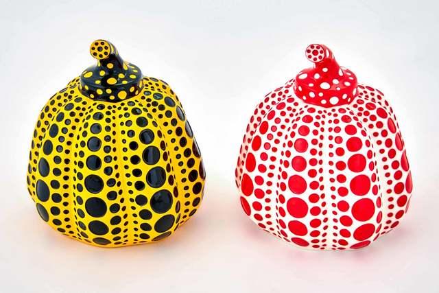 Yayoi Kusama, 'Pumpkins (pair)', 2013, Doyle