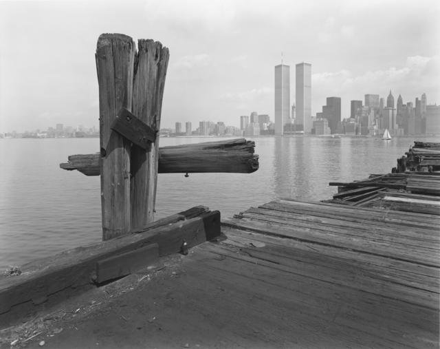 George Tice, 'Hudson River Pier, Jersey City, NJ', 1979, Gallery 270