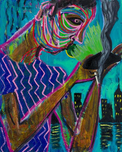 , 'Emerging Artist,' 2017, V1 Gallery