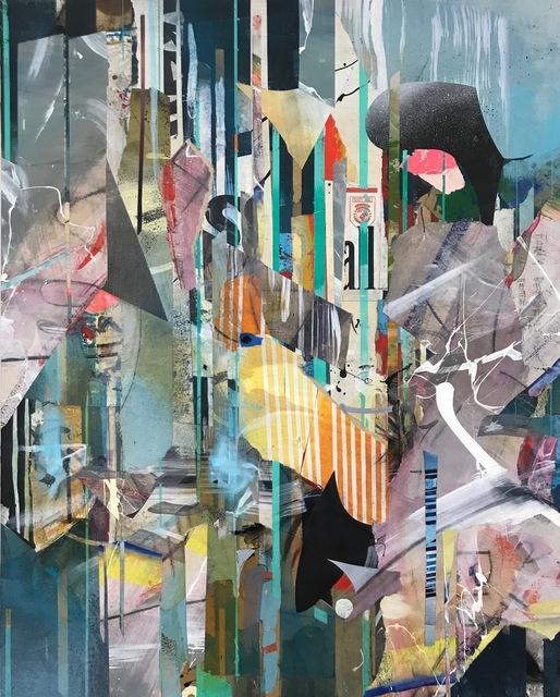 , 'Stripes,' ca. 2017, KIRK Gallery