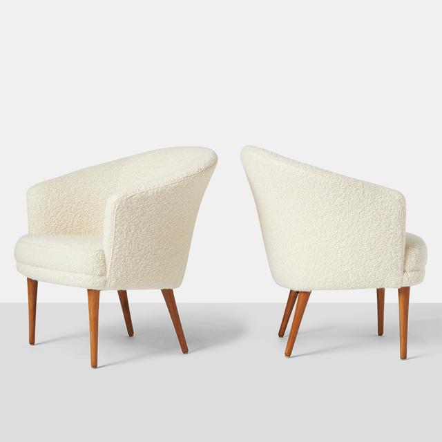 , 'Pair of Chairs by Kerstin Horlin Holmquist for Norkiska Kompaniet,' ca. 1965, Almond & Co.