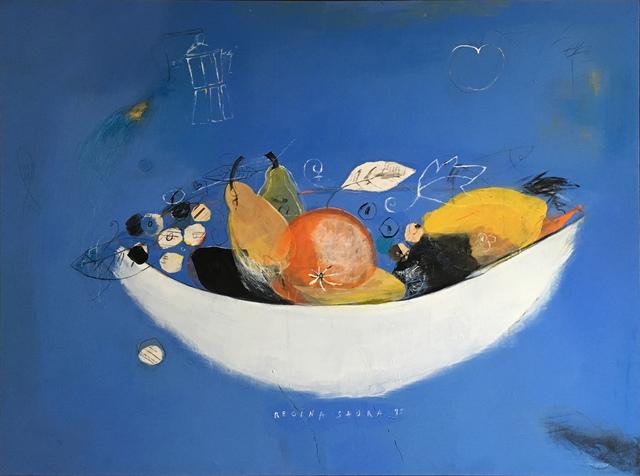 , 'Frutero de Porcelana,' 1995, GALLERY M