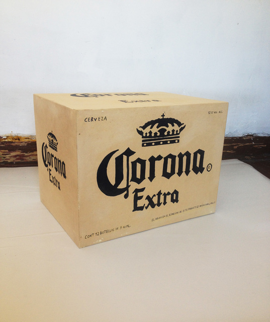 , 'Untitled (Corona Box),' 2013, Anonymous Gallery