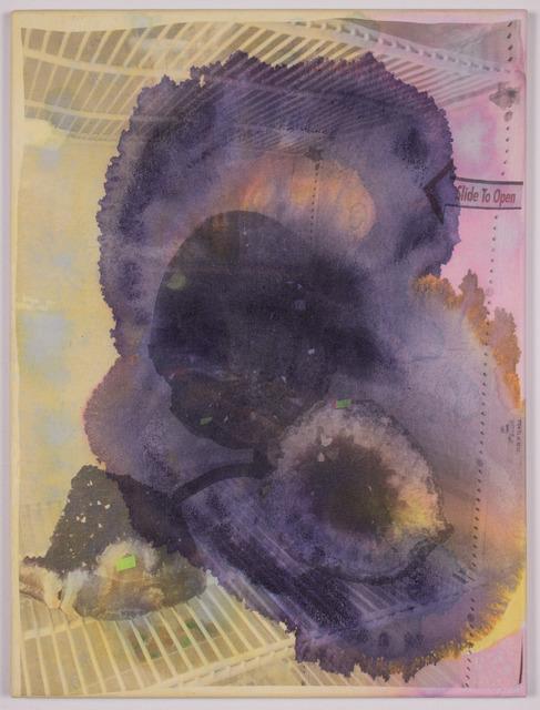Magenheimer, 'Refrigerated Amethyst', 2017, The Kitchen