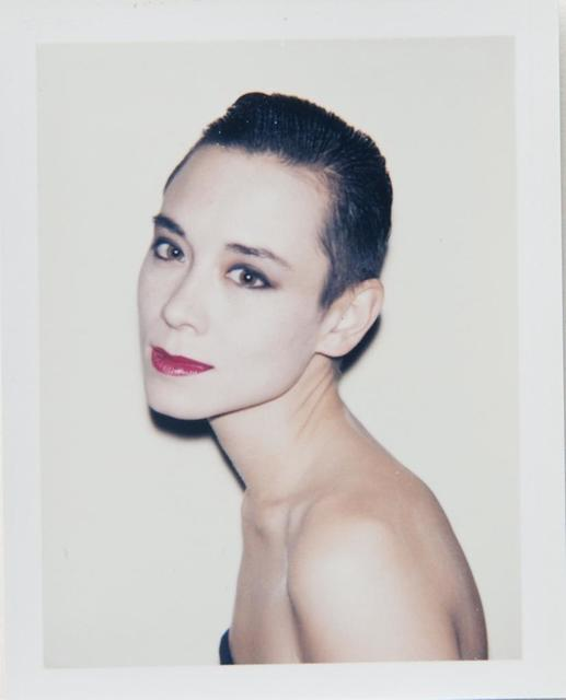 Andy Warhol, 'Andy Warhol, Polaroid Photograph of Tina Chow, 1985', 1985, Hedges Projects