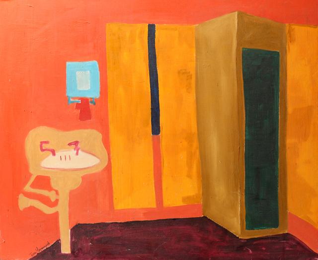 , 'Hotel Room Hermosa Beach,' 1965, Benjaman Gallery Group