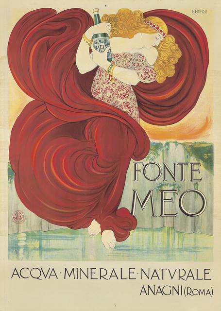 , 'Fonte Meo,' 1924, Rennert's Gallery