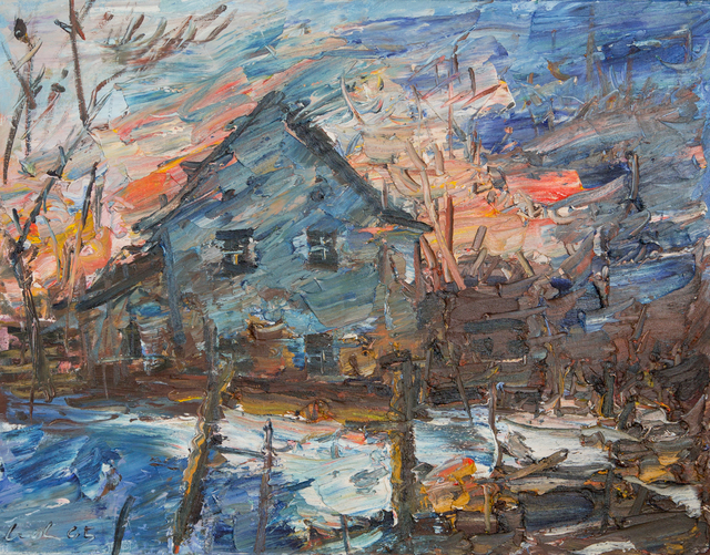 Viktor Lederer, 'Winter im Mühlviertel (Winter in Mühlviertel, Austria)', 2005, Galerie Lehner