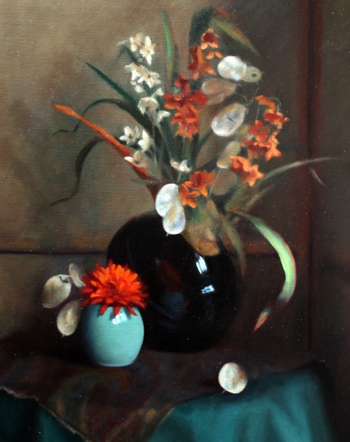 Lynne B. Mehlman, 'Autumnal Arrangement', ca. 2017, The Guild of Boston Artists
