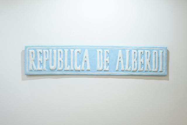 , 'República de alberdi,' 2018, EL GRAN VIDRIO