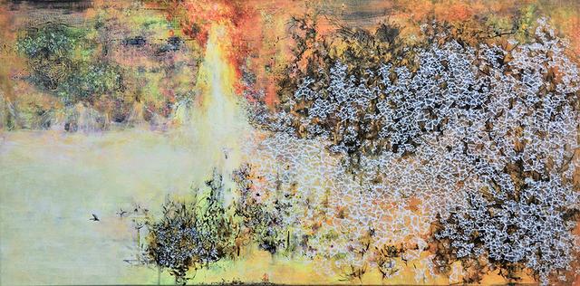 Tsang Chui Mei, 'Roaring', 2018, Painting, Acrylic on canvas, Karin Weber Gallery