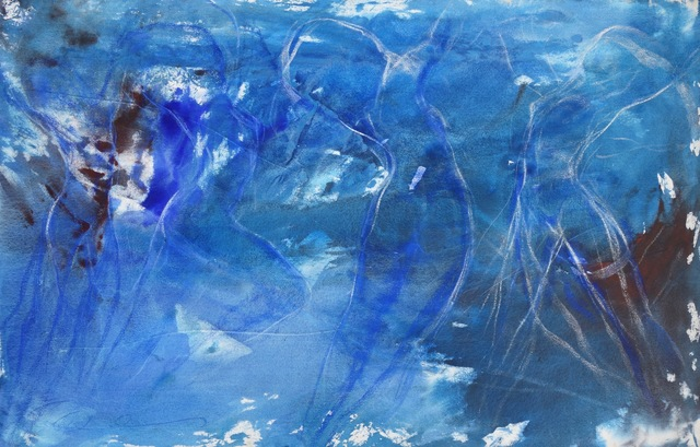 , 'Al Mare ,' 2016, GALERIE URS REICHLIN