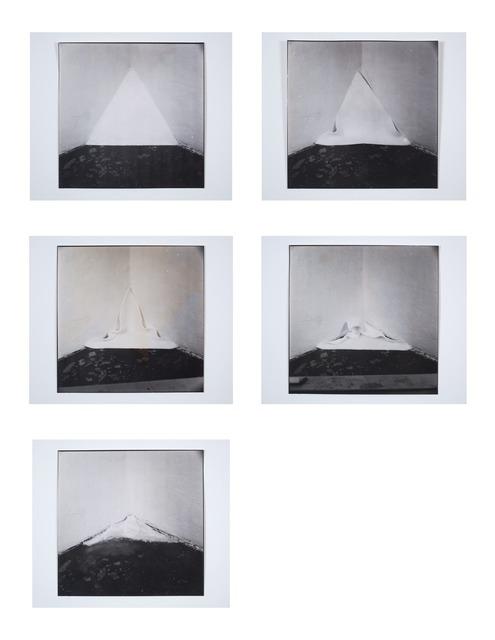 , 'Triangulo Equilatero de Cera,' 1977, Henrique Faria Fine Art