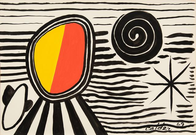 , 'Sol y Sombra,' 1969, Hollis Taggart
