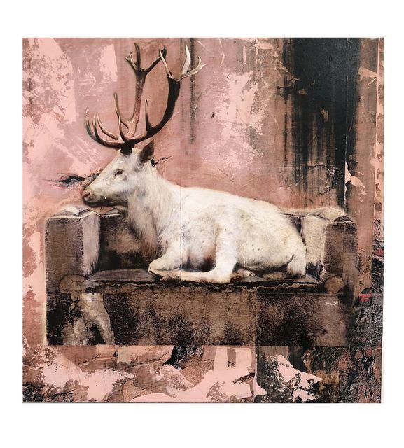 , 'Wyatt,' , Diehl Gallery