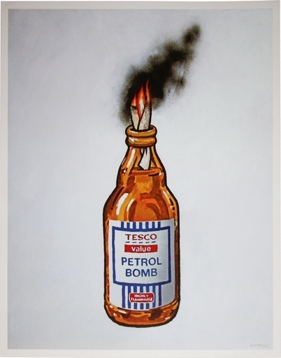 , 'Tesco Value Petrol Bomb,' 2011, Artsnap