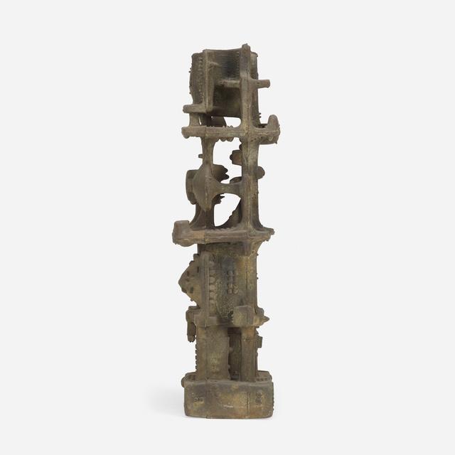 Julius Schmidt, 'Ann Arbor', 1960, Sculpture, Iron, Rago/Wright