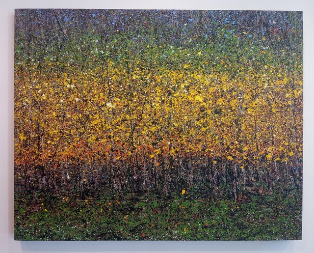 , 'Yellow Forrest,' , Rebecca Molayem Gallery