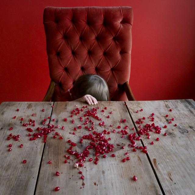 , ' Pomegranate Seeds, Rockport, Maine,' 2012, Kopeikin Gallery