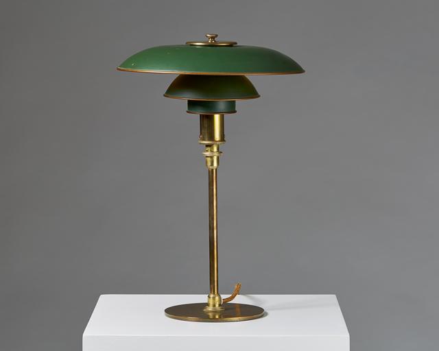 , 'Table lamp PH 3/2 designed by Poul Henningsen for Louis Poulsen,  Denmark. 1926-1927. ,' 1926-1927, Modernity